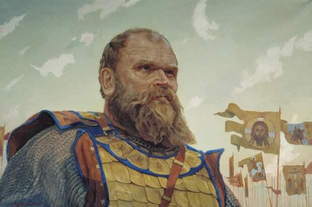 Живопись о богатырях