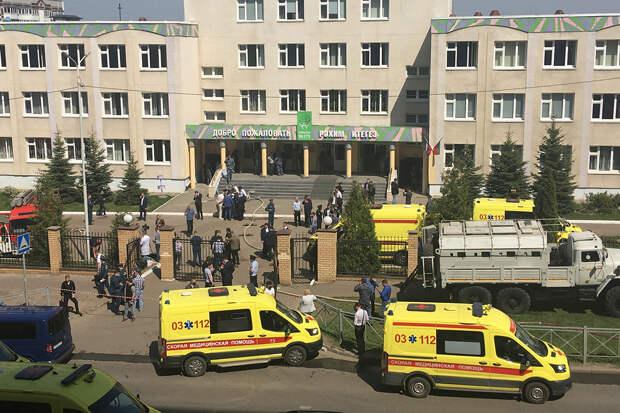 12 мая объявили днём траура в Татарстане