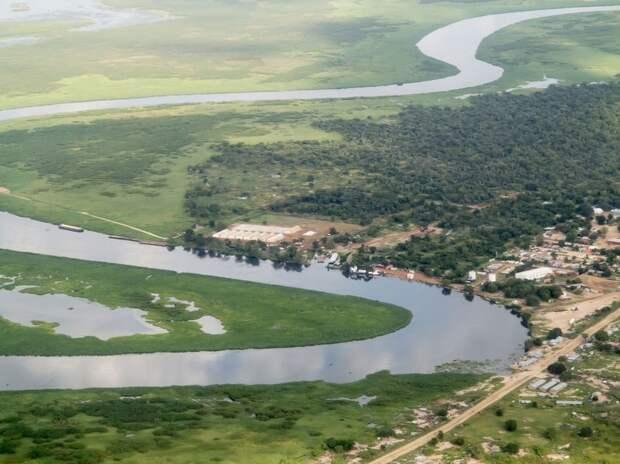 Геологи назвали реальный возраст реки Нил