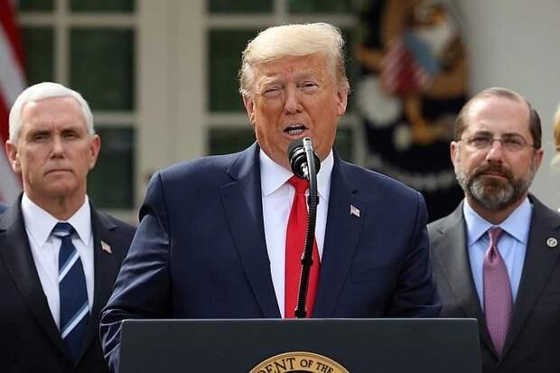 Трамп признался, что не планирует обязать всех в США носить маски