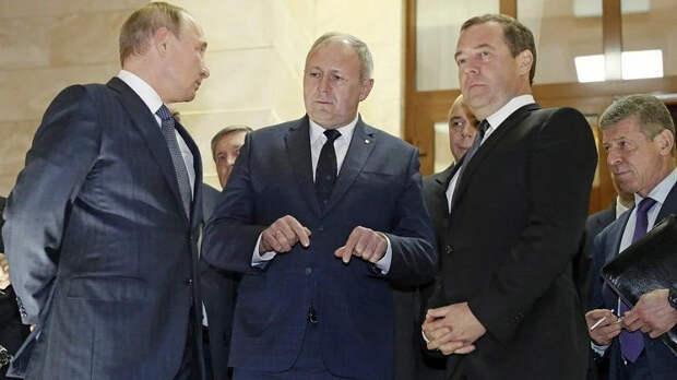 Telegram-каналы сообщили о задержании экс-премьера Беларуси Сергея Румаса