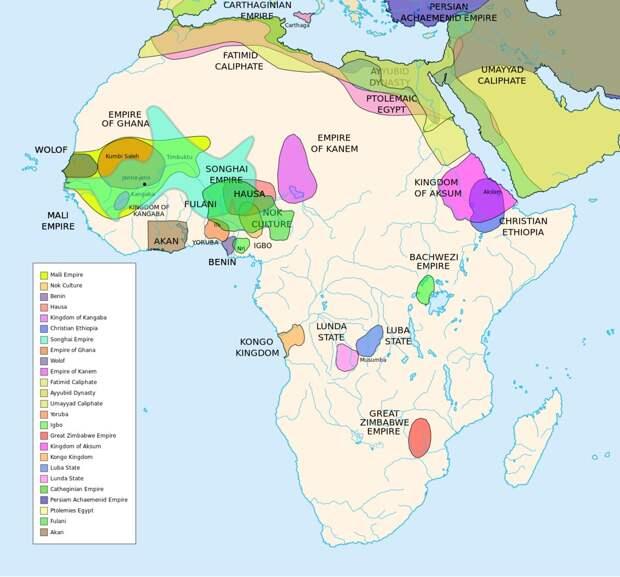 """""""Могла ли в Африке возникнуть цивилизация, если бы не влияние Европы?"""""""