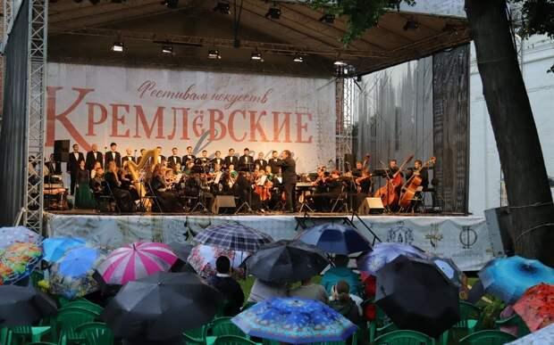 В Рязанском Кремле в День России исполнили «Жизнь за царя» Глинки