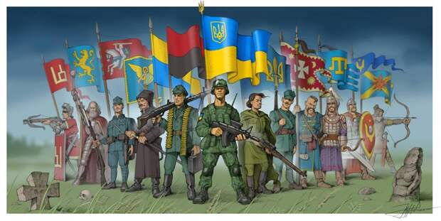 """Зачем вообще """"Украина"""" и """"украинство""""? Александр Роджерс"""