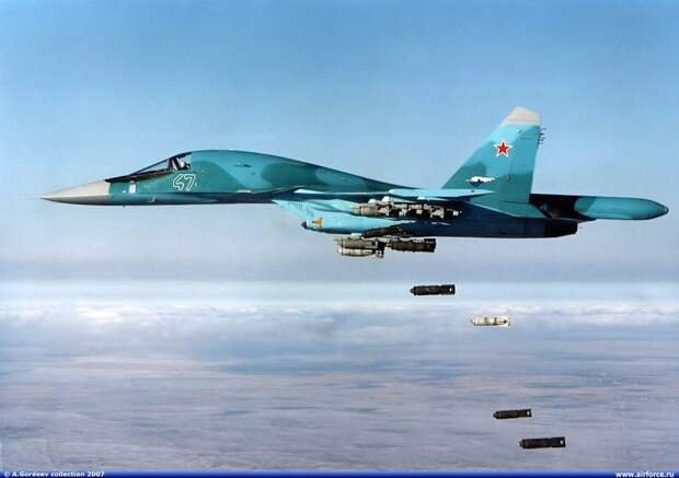 Российская авиация становится на крыло