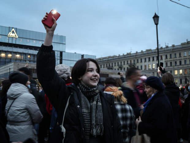 Антрополог Архипова уверена, что российский протест приобретает «женское лицо»