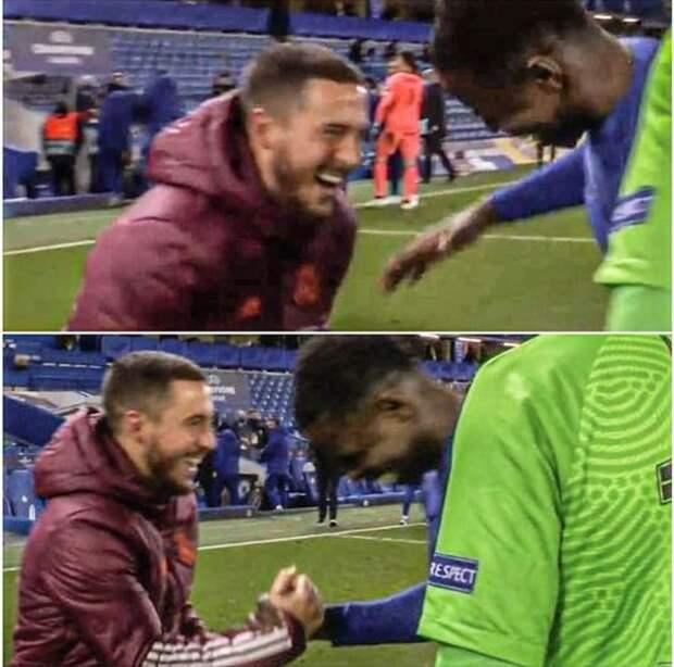 Азар извинился перед болельщиками «Реала» за то, что смеялся после вылета из Лиги чемпионов