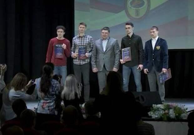 В Ярославле отметили лучших спортсменов