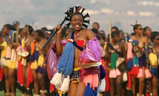 7 фактов о монархе Свазиленда, у которого 14 жён