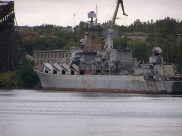 Ненужное наследство. Раздел Черноморского флота