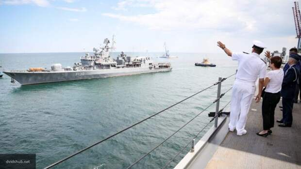 Рожин пояснил, чем могут закончиться военные учения НАТО и Украины в Черном море