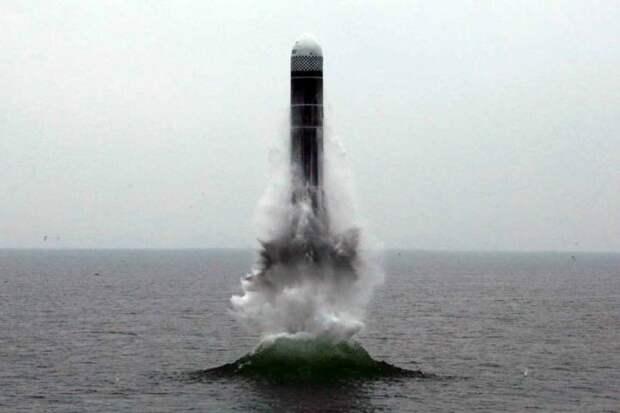 КНДР готовит запуск баллистической ракеты «Пуккыксон-3»
