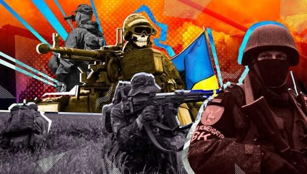 ВСУ снова разместили тяжелое вооружение в населенных пунктах