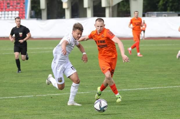 Футболисты нижегородской «Волны» провалили заключительный домашний матч сезона