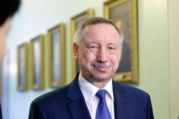 В Санкт-Петербурге Беглов принес присягу и вступил в должность губернатора
