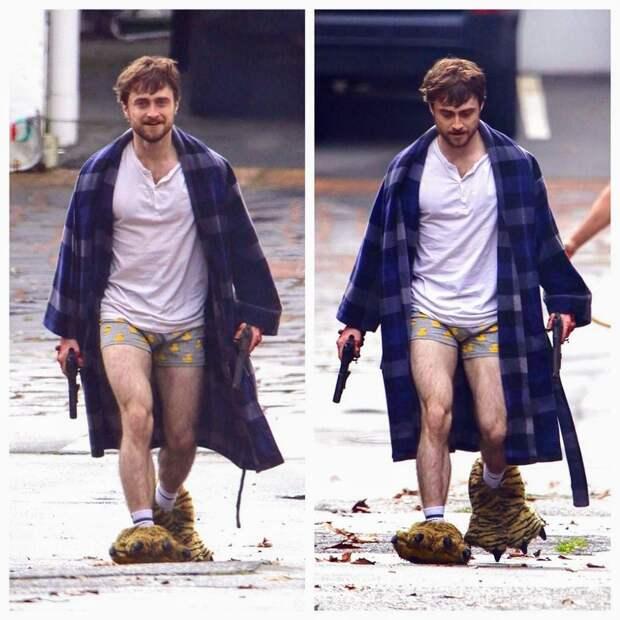 Гарри Поттера больше не узнают