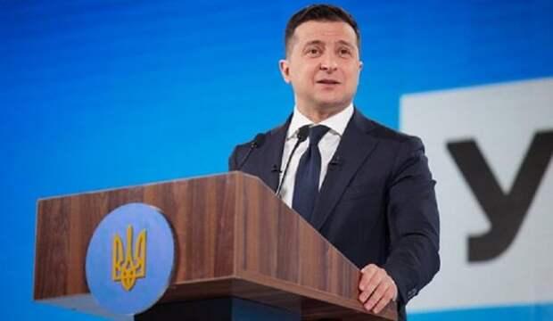 Россия нестанет нападать наУкраину всентябре— Зеленский