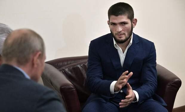 Нурмагомедов: «Яскоро сделаю заявление освоем будущем»