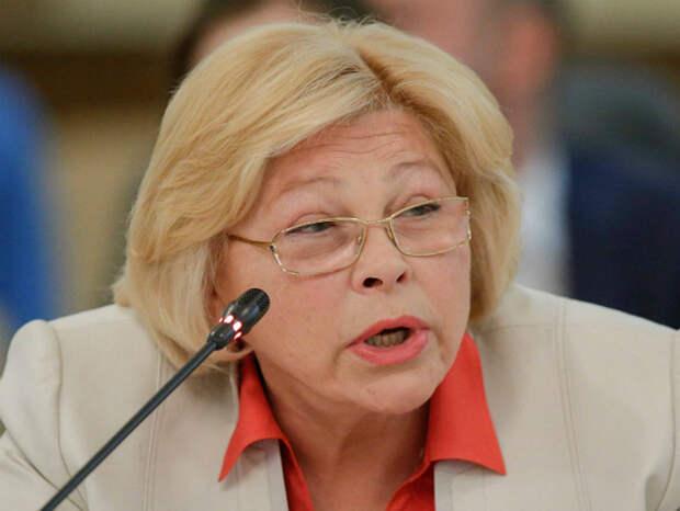 Депутат Госдумы Елена Драпеко заявила, что российские ветераны не нуждаются в деньгах