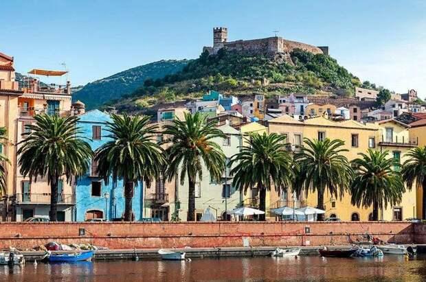 Там, где живет сказка: очаровательные маленькие городки Италии