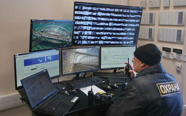 Стало известно, во сколько обойдется охрана Крымского моста
