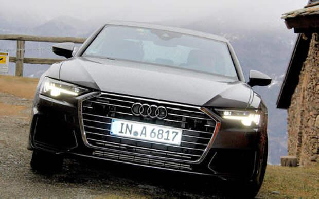 Новый Audi A6: штурмовик магистралей