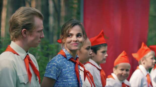 Странные события в пионерском лагере: актеры в сериале «Пищеблок»