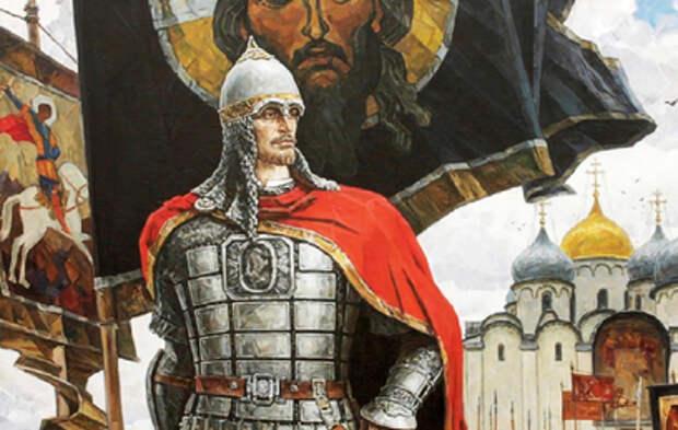 Великий воин и защитник веры: князю Александру Невскому - 800 лет