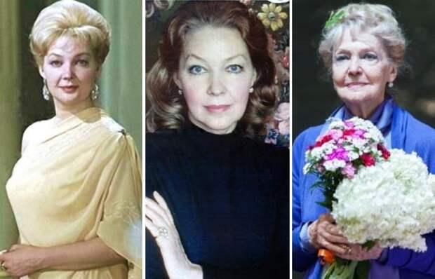 Ирине Скобцевой – 92: Как «штамп красавицы» оказал актрисе медвежью услугу