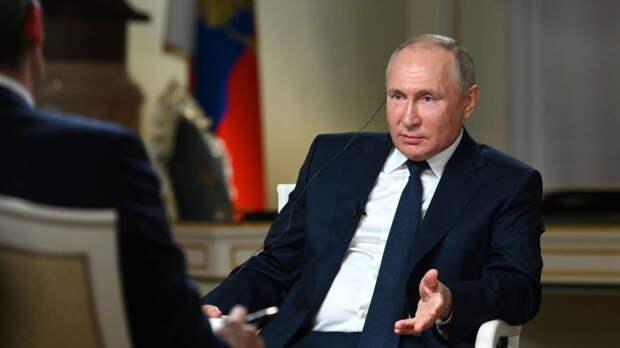 Путин рассказал о будущем России после его ухода с поста президента