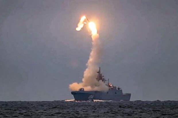 Японцы в соцсетях восхитились российской ракетой «Циркон»