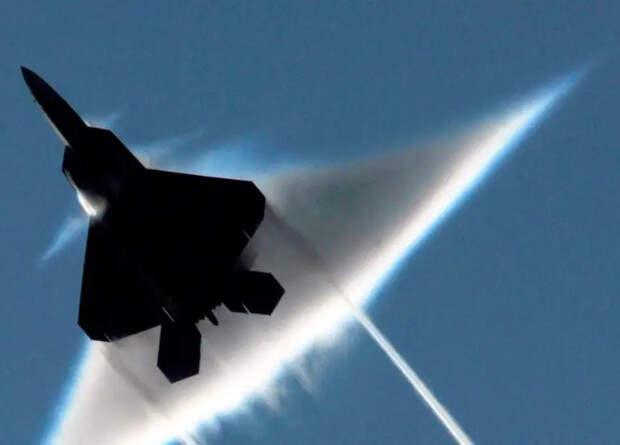 ВВС США испытали демонстратор истребителя нового поколения
