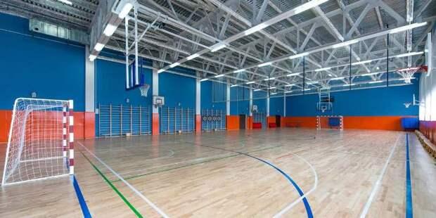 В районах Таганский и Хорошево-Мневники построят четыре крупных спортивных объекта