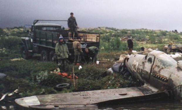 Пропавший самолет Люфтваффе: черные копатели раскопали военный артефакт
