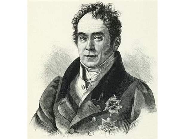Первый министр внутренних дел Российской империи Виктор Кочубей