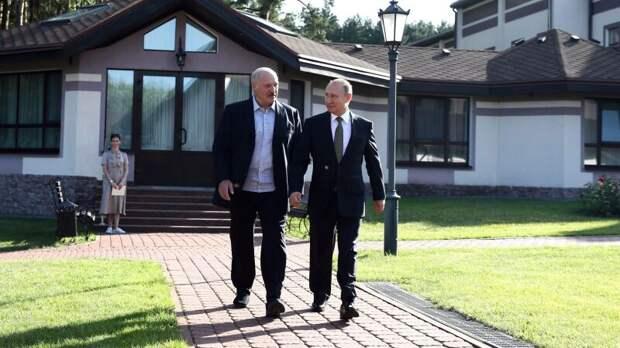 Путин на переговорах с Лукашенко предложил ему мягкое спасение из цугцванга