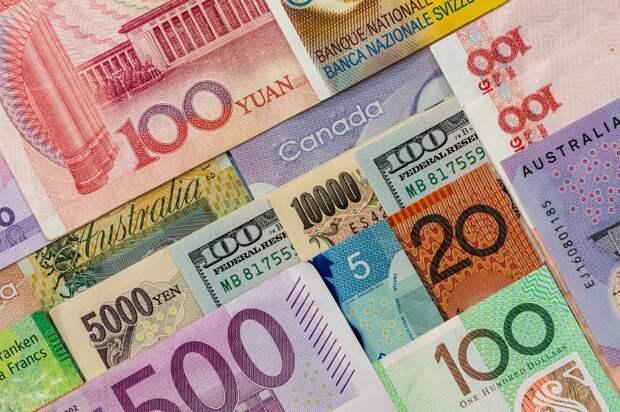 Официальные рыночные курсы валют на 7-11 мая установил Нацбанк Казахстана