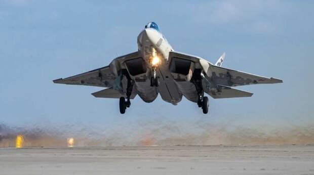 """В России объяснили """"убийственность"""" дизайна Су-57"""