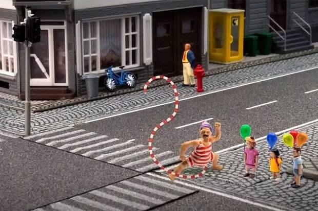 Скандинавский юмор - мультфильм для детей