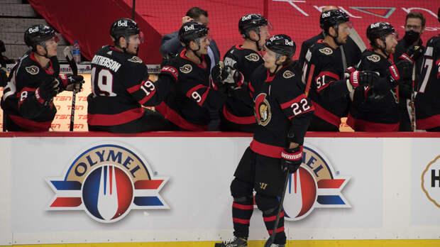 Два очка Зайцева помогли «Оттаве» одолеть «Торонто» в НХЛ
