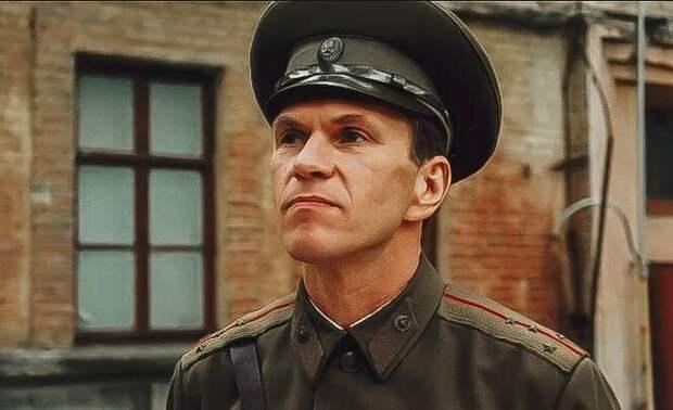 Никита Голощёкин в исполнении Алексея Гуськова, «Граница. Таежный роман», 2000