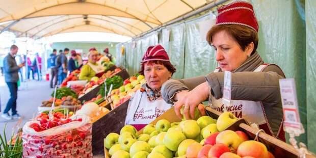 Собянин: В Москве до конца года откроется еще 10 круглогодичных ярмарок