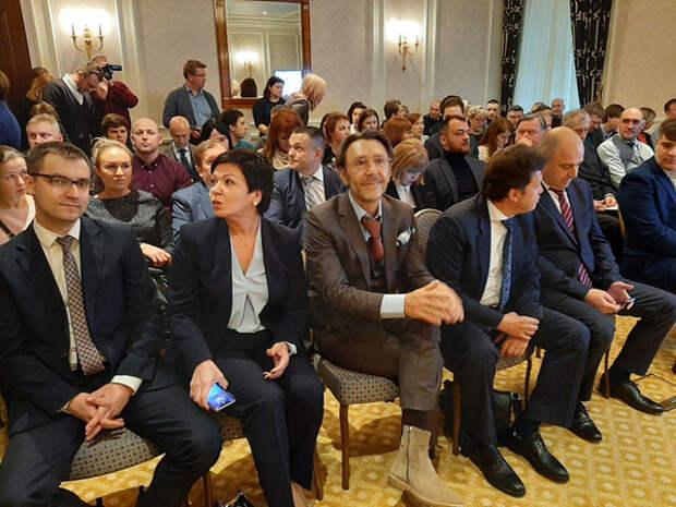 Сергей Шнуров возглавит список «Партии Роста» на выборах в Госдуму