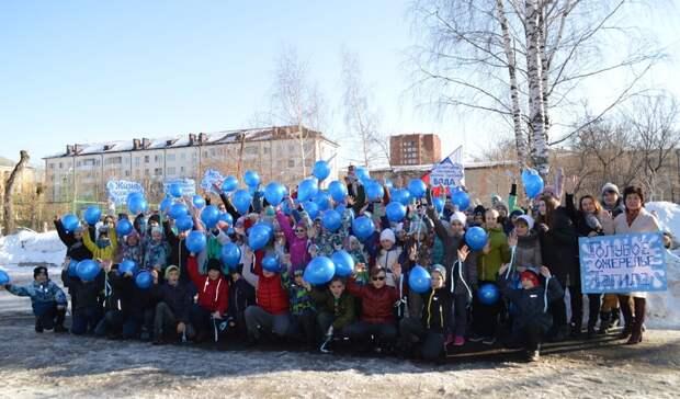 Флешмоб «Голубая лента» привлечет внимание к проблемам водных ресурсов Нижнего Тагила