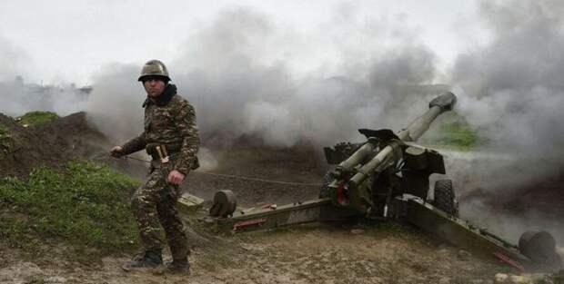 Азербайджан продвинулся вглубь Карабаха