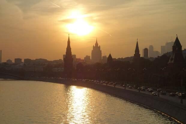 Синоптик рассказал о грядущем тепле в Москве