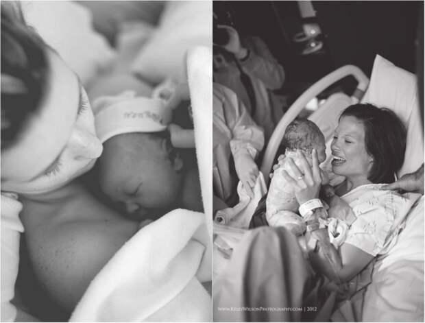 20 фотографий о рождении новой жизни, которые доказывают, что дети — это чудо