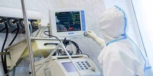 Столичные медики рассказали о помощи в борьбе c СOVID-19 в Северной Осетии. Фото: mos.ru