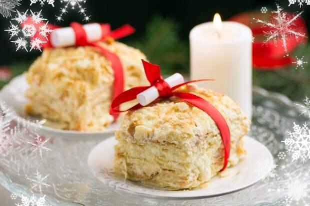 Торт на Новый год: 5 главных советских рецептов