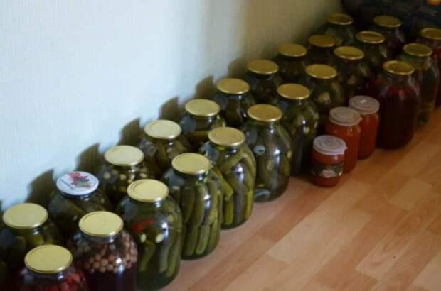 Огурцы на зиму Тётя Галя. Самые вкусные консервированные овощи 2